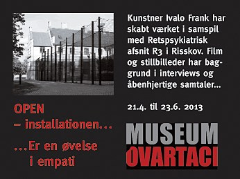OPEN-installationen... 2013
