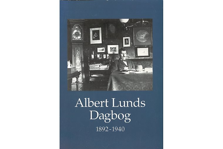 Albert Lunds Dagbog 1892-1940